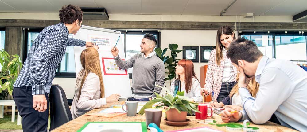 Zakaj je načrtovanje pisarne pomembno?